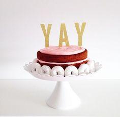 Congratulations Circle Ribbon Banner I Do Cake
