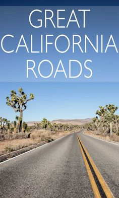 One of the things I love most about California is that the roads themselves can be just as exciting as the destinations. Of course, there are famous roads like Pacific Coast Highway in the state, but we also have a lot of great drives that are not as well known to travel on. #california #travel