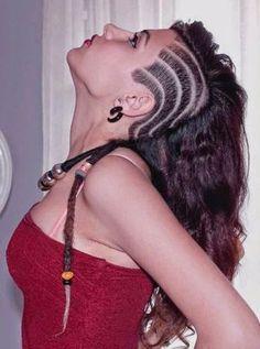 Hair Tattoo Step-by-Step Video Tutorials❣