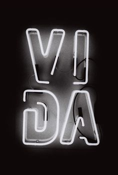 VI DA Neon Sign ๑෴MustBaSign෴๑