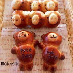 2 Bears & 3 Little Pigs buns