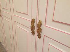 Classic Wardrobe with rose patina. Nomidis Luxury Furniture