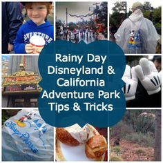 Tips and Tricks for Doing Disney in the Rain