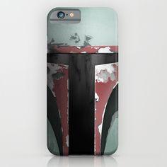 boba fett iPhone & iPod Case by DesignoMatt - $35.00