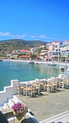 Άνδρος - Andros island, Greece