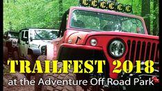SFWDA Trailfest 2018 at the Adventure Off Road Park