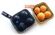 Fruit Packaging by Robert Johnston/Tangram.