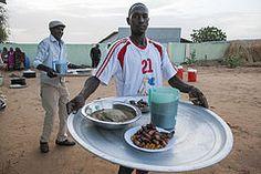 UNAMID organizes an Iftar in Abu Shouk IDP camp