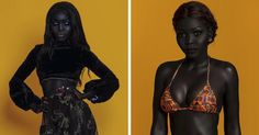 "Meet The ""Queen Of The Dark"" Who Was Told To Bleach Her Incredibly Dark Skin By Uber Driver 