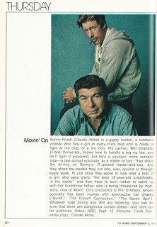 Claude akins 1970s Tv Shows, Old Tv Shows, Movin On, Kenworth Trucks, Vintage Trucks, Custom Trucks, Big Trucks, Rigs, Cowboys