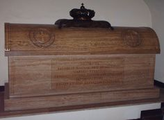 """Tomb of James Francis Edward Stuart (10 June 1688 – 1 January 1766), nicknamed """"The Old Pretender"""" and his two sons Charles Edward Stuart (31 December 1720 – 31 January 1788), nicknamed """"Bonnie Prince Charlie"""" / """"The Young Pretender"""" / """"The Young Chevalier"""" and Henry Benedict Stuart (11 March 1725 – 13 July 1807), a Cardinal of the Roman Catholic Church. -  In St. Peter's Basilica in the Vatican Rome the largest church in the world."""
