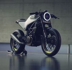Husqvarna's 401 Vitpilen concept, rider, bikes, speed, cafe racers, motorbikes, sportster, cycles, standard, sport, standard naked, #motorcycles