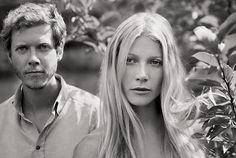 Gwyneth and Jake Paltrow