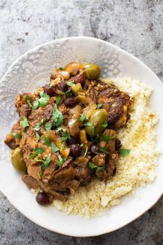 Slow Cooker Moroccan