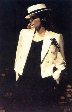 1978 - Yves Saint Laurent Couture - Willy