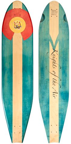 KOTA Longboards, Handley Page, Mile High - Colorado: its a lifestyle