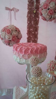Shabby chic Birthday Party Ideas | Photo 2 of 16 | Catch My Party