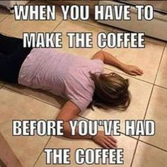 15 Memes That Perfectly Describe What Mornings With Chronic Pain Are Like - Need coffee - coffee Recipes Coffee Talk, Coffee Is Life, I Love Coffee, Coffee Break, Coffee Coffee, Coffee Lovers, Espresso Coffee, Coffee Pics, Coffee Plant