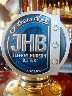 All sizes | .Oakham Ales JHB (3.8) - Barton Arms, Birmingham {£3.00} (Jun15) | Flickr - Photo Sharing!