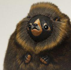 Bear Furry Creature by RamalamaCreatures.deviantart.com on @deviantART
