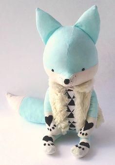 Lesne fox http://knuffelsalacarteblog.blogspot.nl/