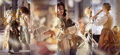 Fêtes Galantes, une soirée costumée au Château de Versailles: a fancy dress evening in the Hall of Mirrors 1st June 2015 - 7:30pm-11.30pm