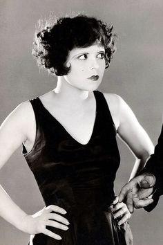 "Clara Bow in ""Rough House Rosie"" (1927)"