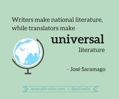 #QuoteOfTheDay #QOTD #language #quote #TranslationThurs #xl8 #t9n