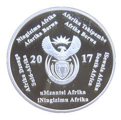 SouthAfrican Mint Remembers Heart Transplant with Brilliant New Silver Coin Set Silver Coins, South Africa, Mint, Crown, Personalized Items, Heart, Silver Quarters, Corona, Crowns