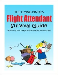 The Flight Attendant Survival Guide is now in paperback!!