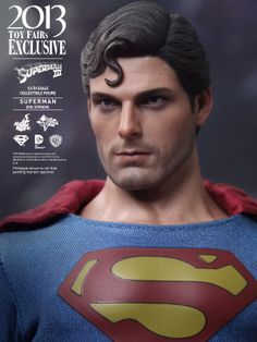 DC Comics Evil Superman Sixth Scale Figure by Hot Toys Evil Superman, Original Superman, First Superman, Superman Man Of Steel, Superman Comic, Sideshow Toys, Sideshow Collectibles, Superman Pictures, Christopher Reeve Superman