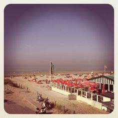 Beach Katwijk (Instagram image)