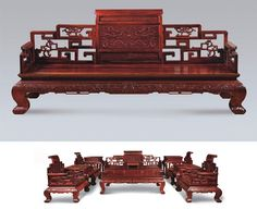 Ancient Chinese Furniture | Traditional Chinese-style furniture (file photo)
