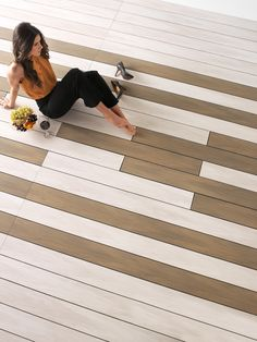 Chill, Wpc Decking, Plastic Components, Timber Deck, Colours, Fun, Collection, Pavement, Design
