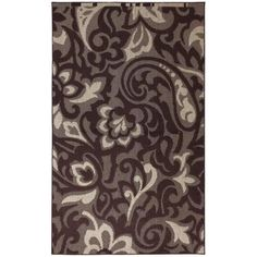 Mohawk Forte ErmIne,Oyster and Mushroom 10 ft. x 13 ft. Area Rug - 289218 at The Home Depot