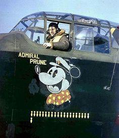 RAF 101 Squadron Admiral Prune