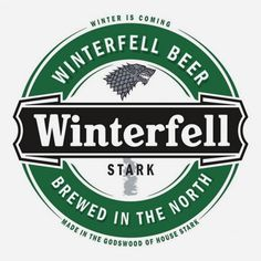 Winterfell- Serve Cold (aka A Beer with No Head)