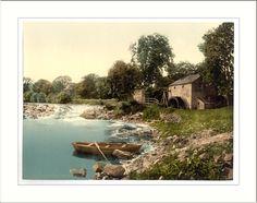 Armathwaite mill_Lake_District_England