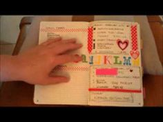 Bullet Journal - my method and style of bullet journaling