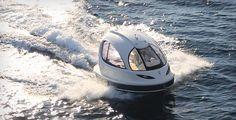 Pod boat