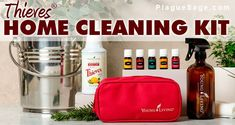 The Thieves Home Cleaning Kit is the perfect introduction to natural cleaning and provides you with a foundation of cleaning tools and supplies to utilize Young Living's pure essential oils. Pine Essential Oil, Thieves Essential Oil, Lemon Essential Oils, Pure Essential, Cleaning Recipes, Cleaning Kit, Deep Cleaning, Thieves Household Cleaner, Thieves Cleaner