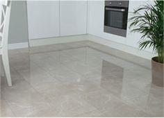 Bottocino Classico Cream Laminate Flooring   Tile Effect Floor Part 67
