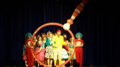 Seussical. This is a SUPER cute idea for the Whos!!!