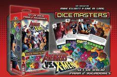 Dice Masters Avengers vs Xmen