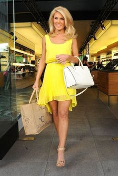 Gretchen Rossi | Stars | Pinterest | Shoes, Hair and Take that