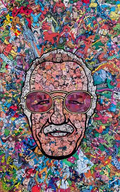 Stan Lee Canvas Paintings Father Of Marvel Framed HD Canvas Prints Pop Art Poster Wall Art Decoration Super Hero Collection Batman Spiderman Iron Man Comics Wall Decor for Home Office Superhero Wallpaper, Marvel Art, Marvel Universe, Marvel Wallpaper, Marvel Dc Comics, Poster Art, Art