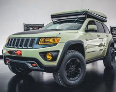 Jeep Grand Cherokee Overlander