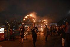 London's Burning fire dog (1)