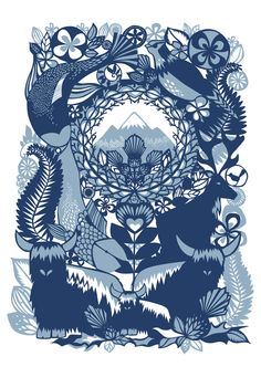 Scottish Safari by Emily Hogarth