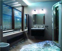 D badezimmerböden ~ Impressive 3d tiles can turn your kitchen bathroom and bedroom